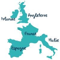 Provenance directe des moules - Thaeron France